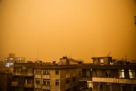 کمبود نیروی انسانی و تجهیزات علت عدم پیشبینی گرد و غبار اخیر پایتخت توسط هواشناسی