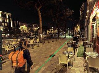 با راهنماي شبِ گوگل، به طور مجازي در خيابان هاي مارسي قدم بزنيد
