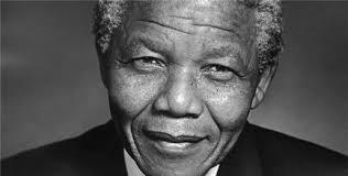 بر شانه بزرگان: نلسون ماندلا