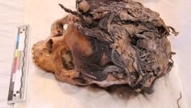 زنی که 3300 سال پیش اکستنشن کرده بود