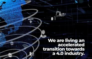 ما در حال گذار سریع به سمت انقلاب صنعتی چهارم هستیم.