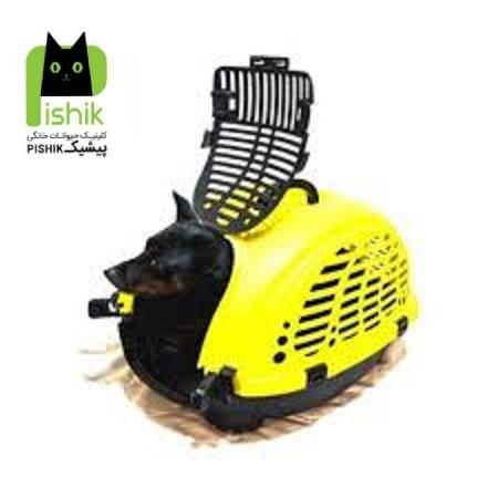 باکس حمل تخم مرغی مخصوص حمل سگ و حیوانات تا 10 کیلو