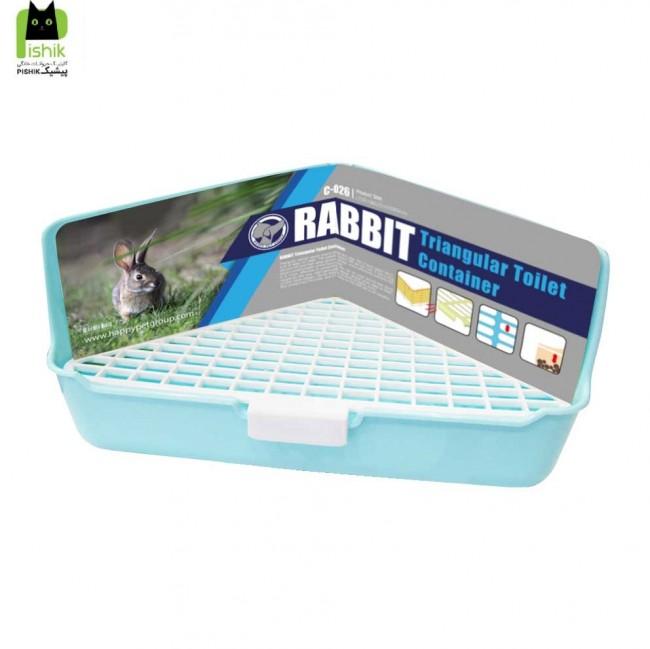 سینی دستشویی خرگوش هپی