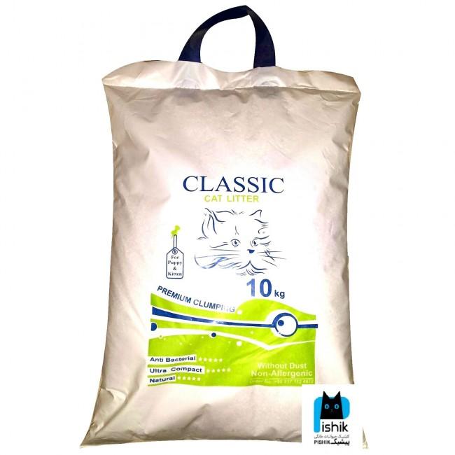 خاک گربه کلاسیک 8 کیلویی