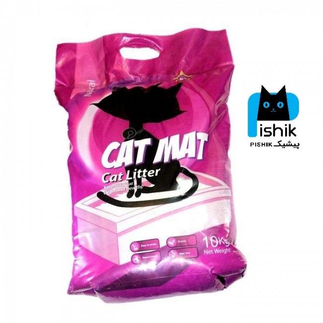 خاک گربه کت مت ده کیلویی