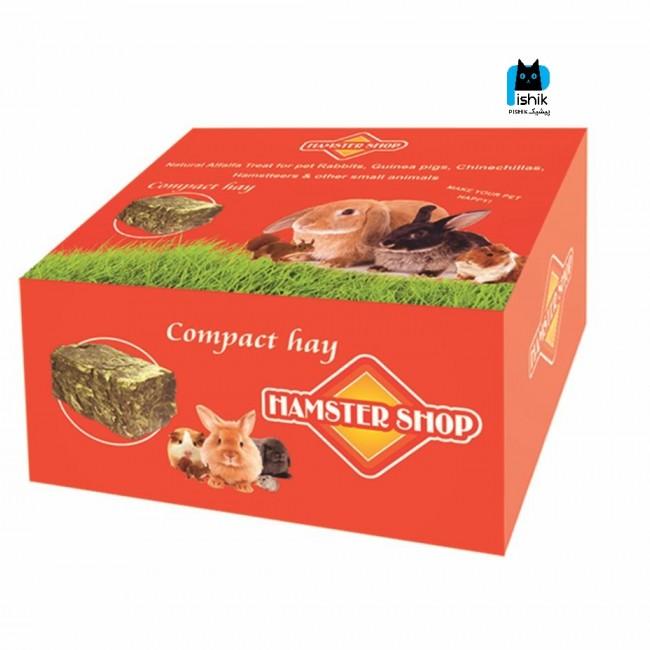 خوراک لقمه ای 500 گرمی خرگوش و جوندگان همستر شاپ
