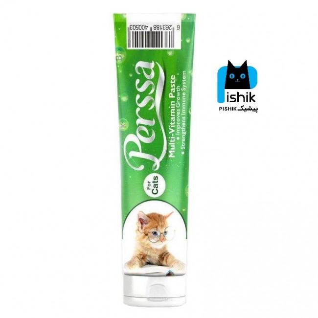 خمیر مولتی ویتامین گربه پرسا