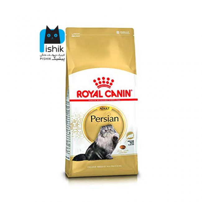 غذای خشک گربه رویال کنین مخصوص پرشین 2 کیلوگرمی royal canin persian