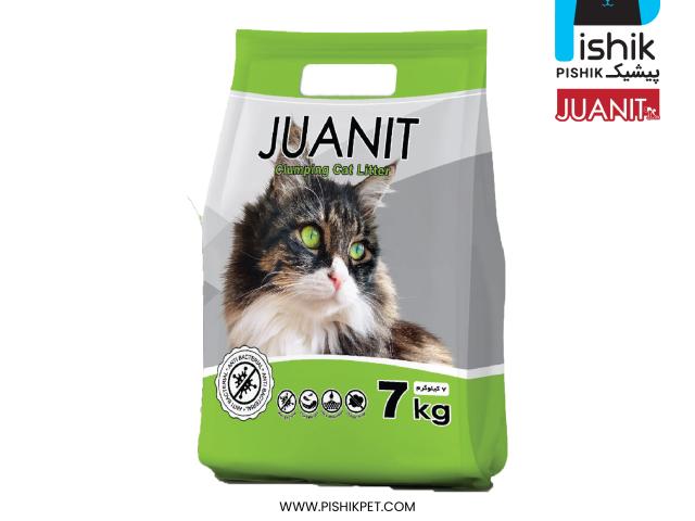 خاک گربه ژوانیت گرانول سوپر کلامپینگ 7 کیلوگرمی
