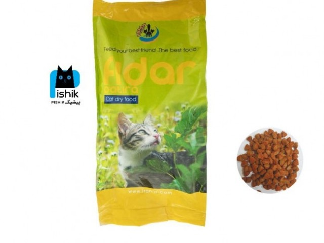 غذای گربه بالغ مخلوط فیدار بسته 1 کیلوگرمی فله