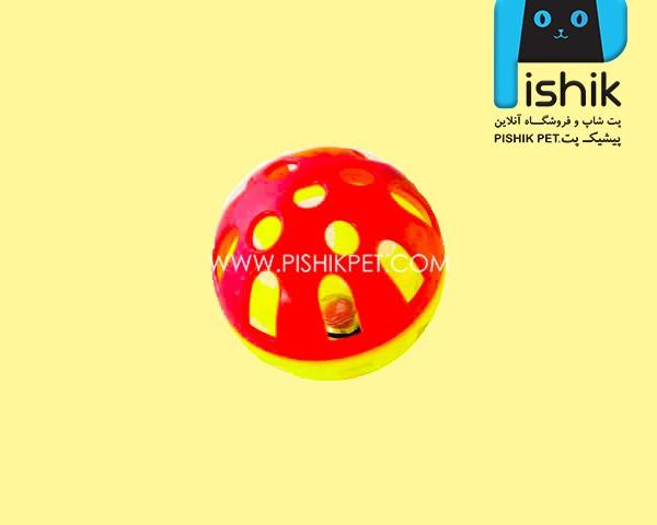 توپ بازی صدادار گربه مشا