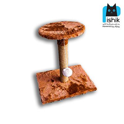 اسکرچر گربه آویز دار با نشیمنگاه