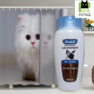 شامپوی مخصوص گربه پیشیک