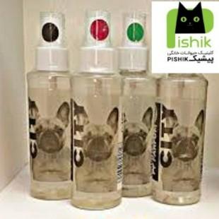 عطر و پرفیوم مخصوص حیوانات سگ و گربه