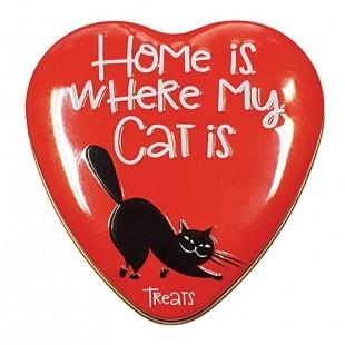 مکمل سانال ویتامین به همراه مخمر طرح قلب مخصوص گربه 60 گرمی