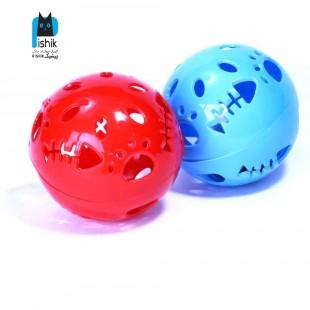 توپ بازی شگفت انگیز صدادار سگ