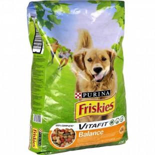 غذای خشک فریسکیز بالانس مخصوص سگ بالغ 3 کیلویی