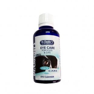 لوسیون چشم سگ و گربه دکتر کلادرز مدل Eye Care حجم 50 میلی لیتر