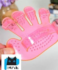 دستکش شستشوی سگ و گربه