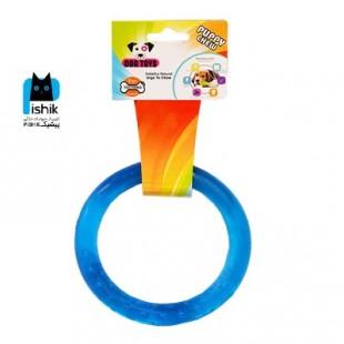 دندان گیر حلقه برند dog toy