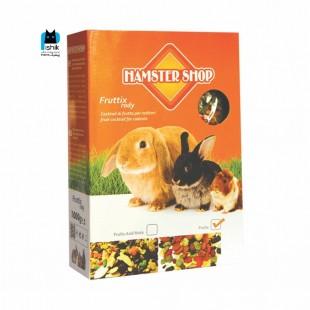 آجیل بدون تخمه خرگوش و خوکچه هندی
