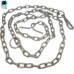 زنجیر قلاده سگ 2 متری ضخیم سگ نگهبان