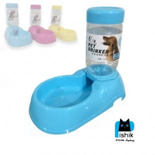 ظرف آبخوری مخزن دار سگ و گربه