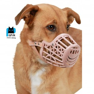 پوزه بند مخصوص سگ در سایز های مختلف