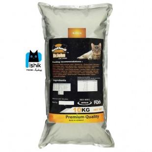 غذای بچه گربه دکتر ژان با کیفیت پریمیوم 10 کیلویی