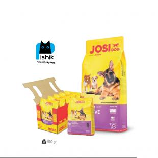 غذای خشک جوسی داگ جونیور سنستیو بهبود دهنده رشد توله سگ کلیه نژادها 900 گرمی