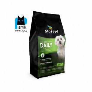 غذای توله سگ نژاد کوچک مفید ۲ کیلوگرم