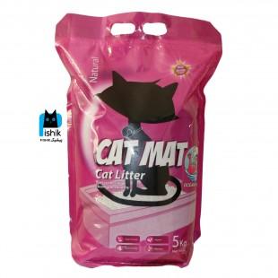 خاک گربه کت مت معطر 5 کیلویی
