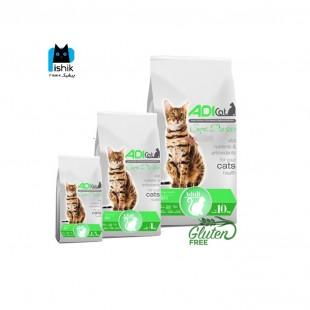 غذای گربه بالغ آدی کت میکس 7.5 کیلوگرمی