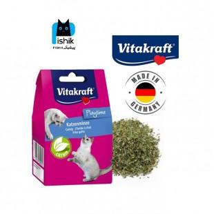 پودر کت نیپ گربه ویتاکرافت آلمان