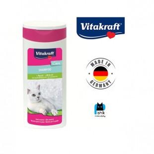 شامپو گربه ویتاکرافت آلمان 250 میلی لیتر