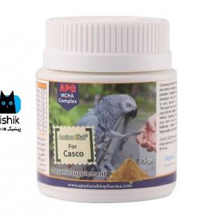 مکمل تقویتی درمانی غذای طوطی سانان آمینوکلات