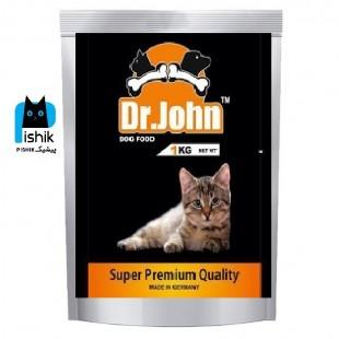غذای بچه گربه دکتر ژان 1 کیلویی با کیفیت سوپر پریمیوم