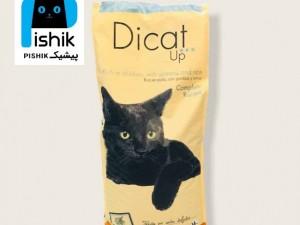 غذای خشک گربه برند دیکت آپ بسته 14 کیلوگرمی Dicat Up مدل super premium high protein