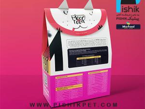 غذای خشک بچه گربه 500 گرمی MOFEED مفید KITTEN WITH CHICKEN