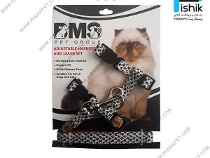 قلاده گردنی سینه ای سگ و گربه BMS