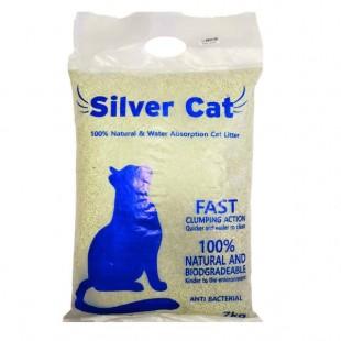 خاک گربه سیلور کت