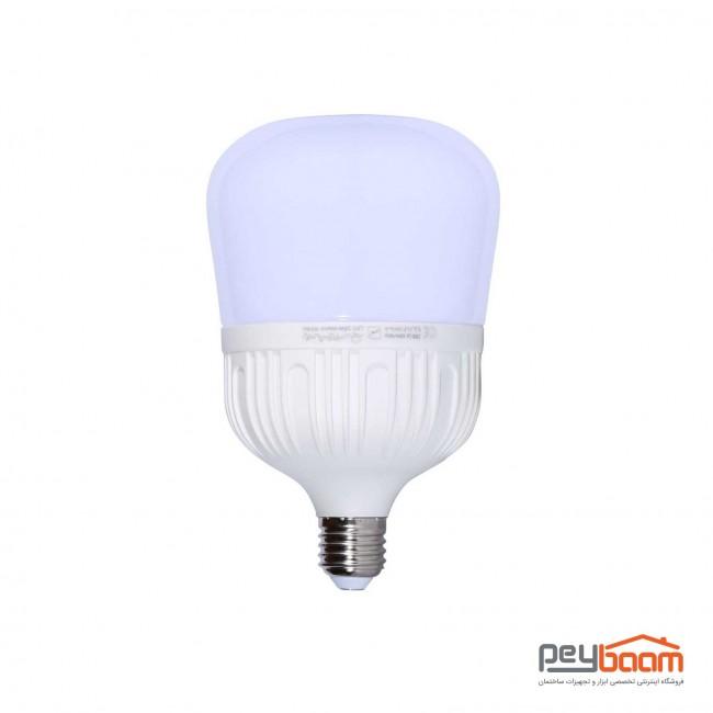 لامپ ال ای دی استوانه ای 25 وات پارس شعاع توس پایه E27