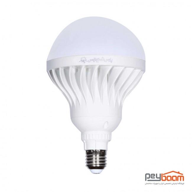 لامپ ال ای دی حبابی 40 وات پارس شعاع توس پایه E27