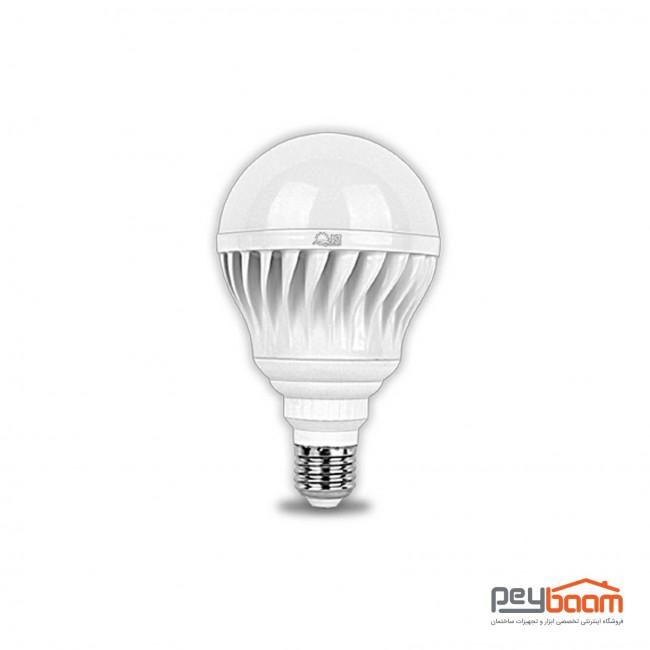 لامپ ال ای دی حبابی 50 وات پارس شعاع توس پایه E27