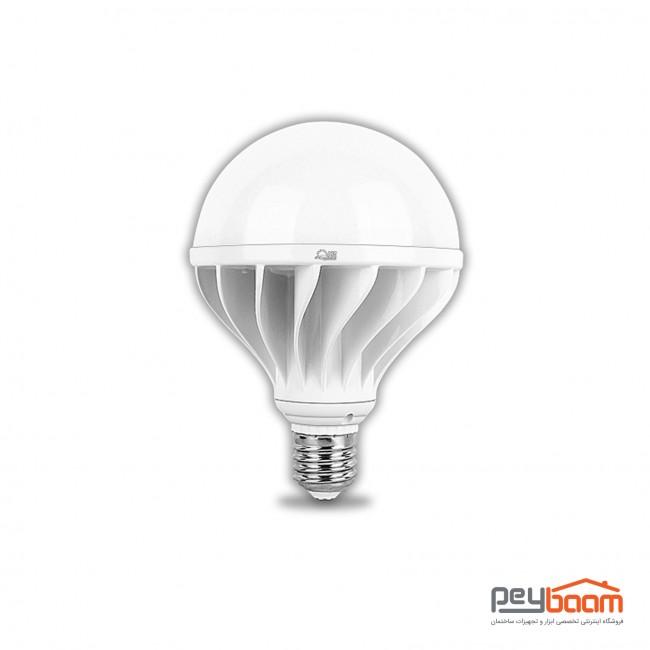 لامپ ال ای دی حبابی 100 وات پارس شعاع توس پایه E40