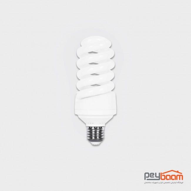 لامپ کم مصرف 30 وات پارس شعاع توس مدل تمام پیچ پایه E27