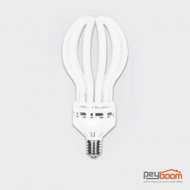 لامپ کم مصرف 150 وات پارس شعاع توس مدل لوتوس پایه E40