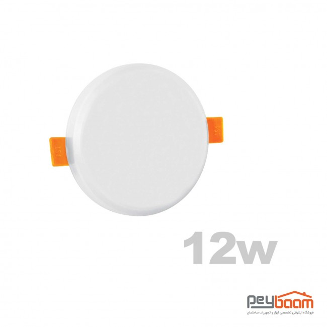 پنل ال ای دی 12 وات پارس شعاع توس مدل هایلایت