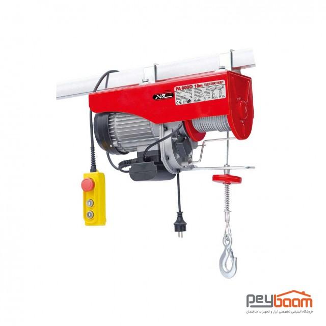 بالابر برقی 800 کیلویی 18 متری سولار مدل PA800D-18M