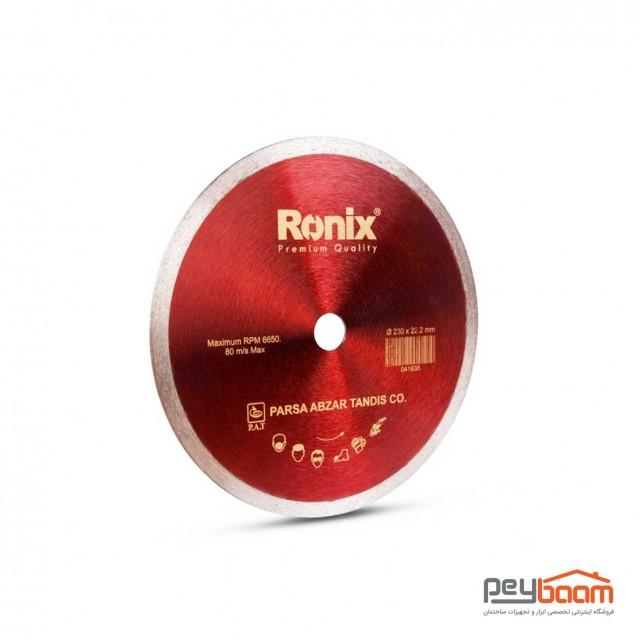صفحه برش سرامیک و گرانیت رونیکس مدل RH-3539